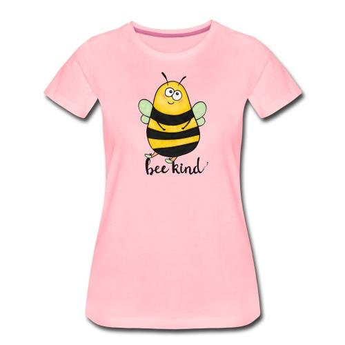 Bee Kind - Women's Premium T-Shirt