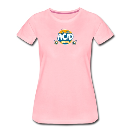 Acid Machine - Frauen Premium T-Shirt