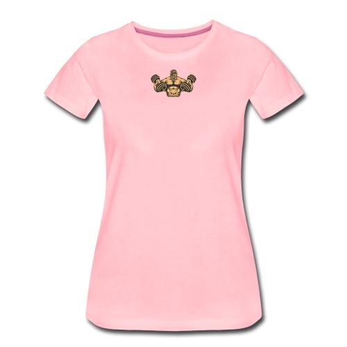 Logo TeamPowerGym - Maglietta Premium da donna