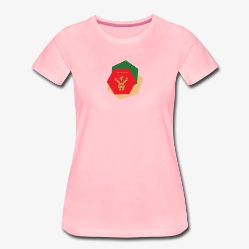 pere Noel Ho ho ho! - T-shirt Premium Femme