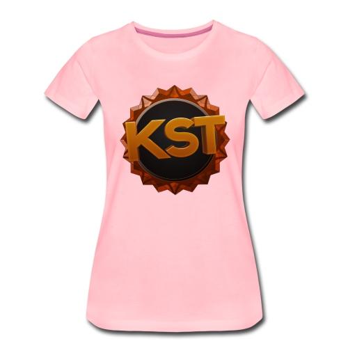 KsT Shirt 2 png - Frauen Premium T-Shirt