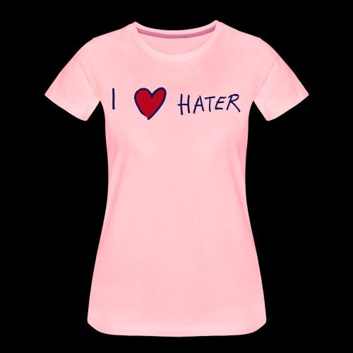 I - Frauen Premium T-Shirt