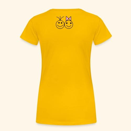 A Love A - Frauen Premium T-Shirt
