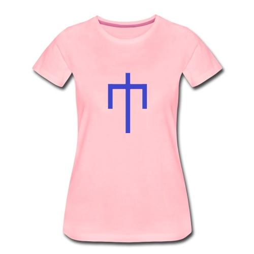 T-shirt Electrikers homme/blanc - T-shirt Premium Femme