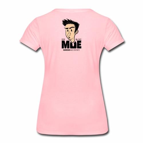 derMoeduck2 durchsich - Frauen Premium T-Shirt