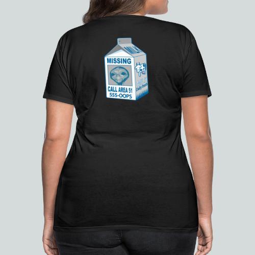 Missing: alien - T-shirt Premium Femme