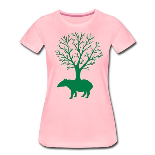 Save the Nature - Frauen Premium T-Shirt