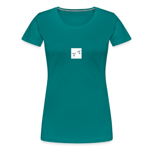 colibrí - Camiseta premium mujer