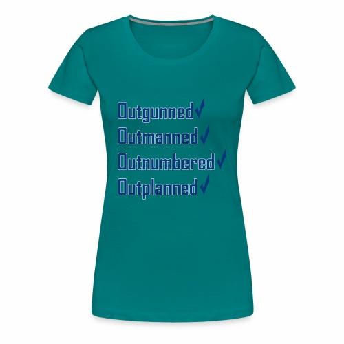 Right Hand Man - Women's Premium T-Shirt