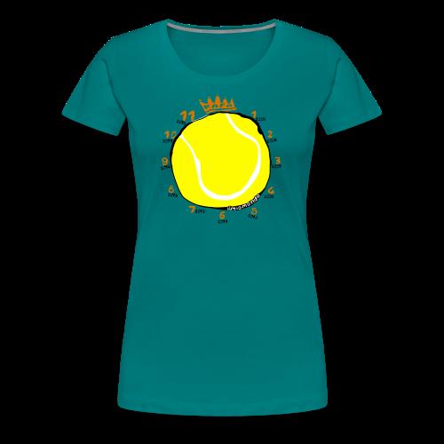 EL REY DE LA TIERRA - Camiseta premium mujer