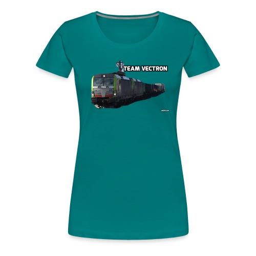 Team VECTRON - Frauen Premium T-Shirt