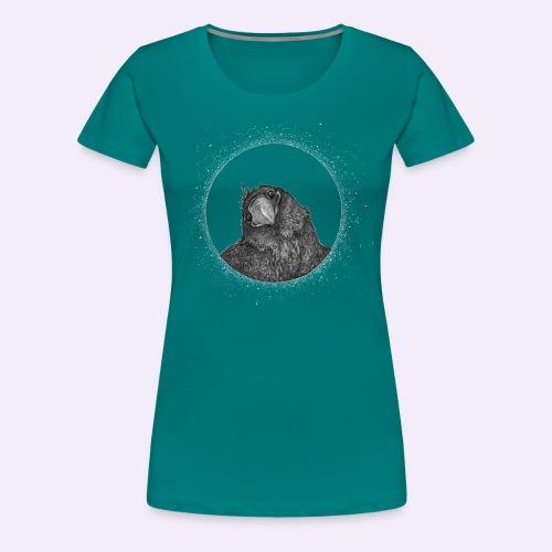 Tendo Sterne aussen - Frauen Premium T-Shirt