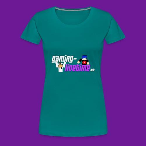 Gaming-livetime.net Freunschaft - Frauen Premium T-Shirt