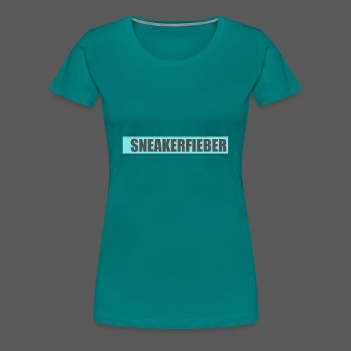 sneakerfieber - Frauen Premium T-Shirt