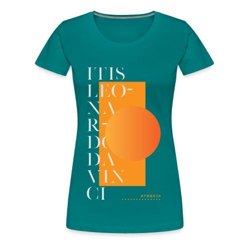 Caos Organizzato - Maglietta Premium da donna