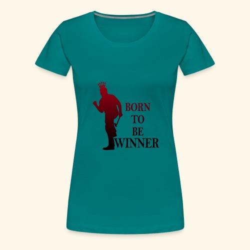 Minigolf - Frauen Premium T-Shirt