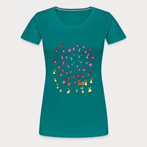 Angels • Under my skin - T-shirt Premium Femme