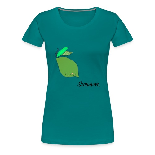 lemonade - Frauen Premium T-Shirt