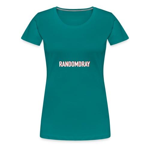 RandomDray Shirt - Women's Premium T-Shirt