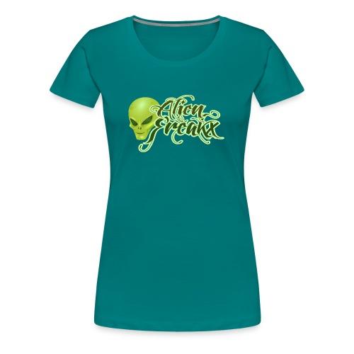 Alien Freakx - Frauen Premium T-Shirt
