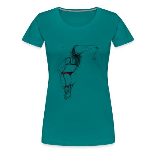 X-Mas_Frau - Frauen Premium T-Shirt