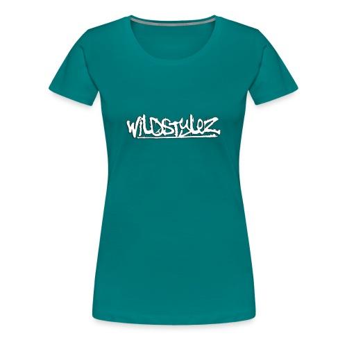 WildStylez - T-shirt Premium Femme