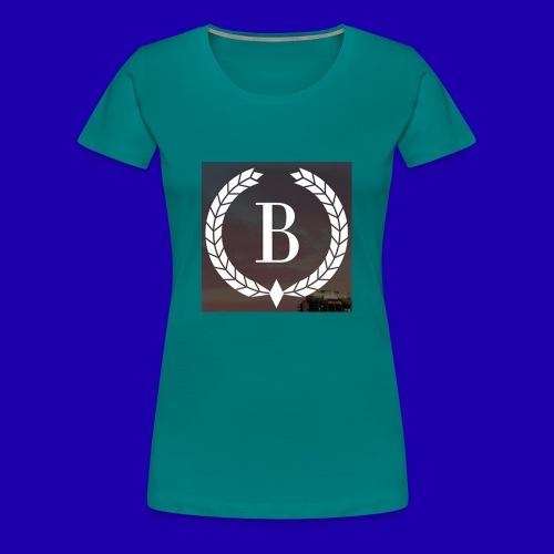Brosherden - Premium T-skjorte for kvinner