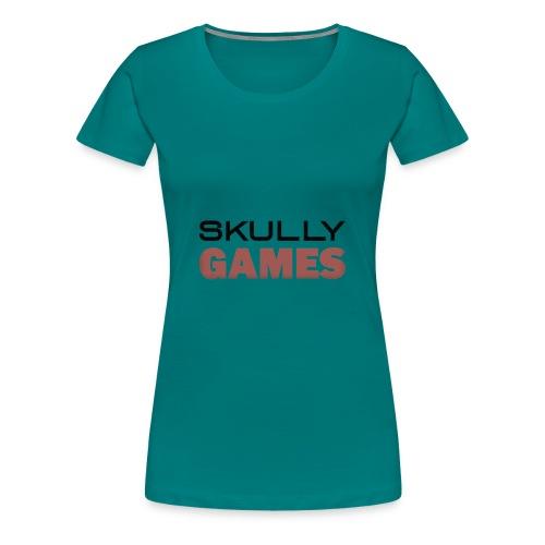 skullygames zomer editie - Vrouwen Premium T-shirt