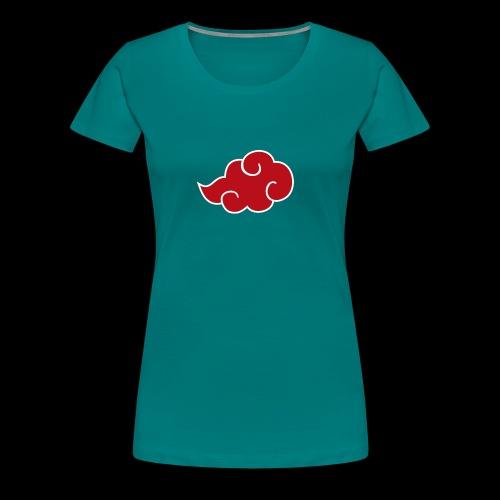 Akatsuki - T-shirt Premium Femme