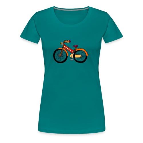 Hipster Bike Shirt 2016 Collection Verano Summer - Camiseta premium mujer