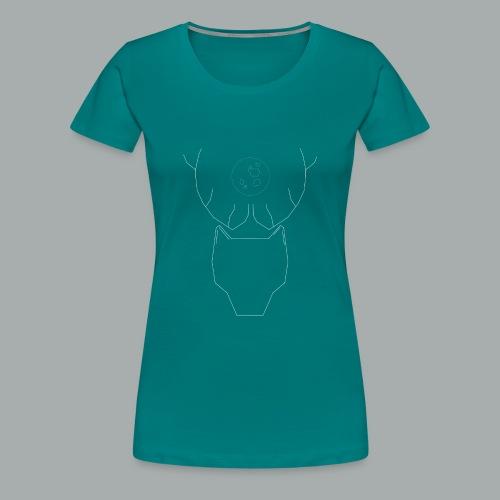WOLFDEER - Women's Premium T-Shirt