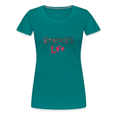 Kenricks Life Sweater - Vrouwen Premium T-shirt
