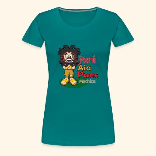 dios aia paec - Camiseta premium mujer
