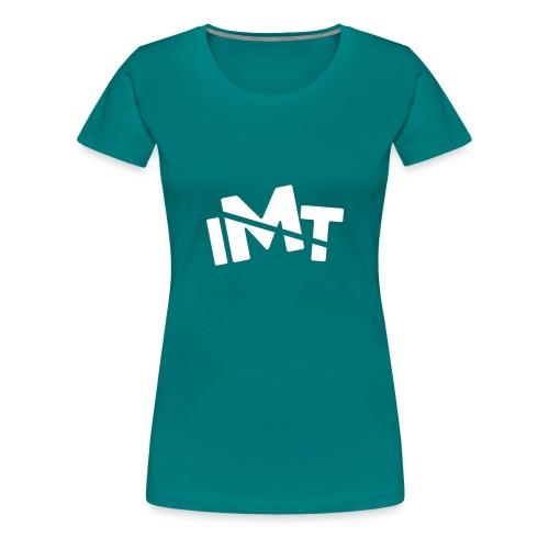 iMauriceTwitch Haas - Vrouwen Premium T-shirt