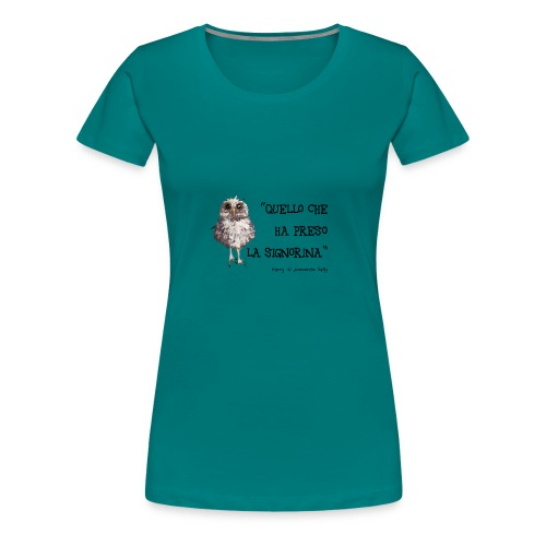 Ooooohhh! - Maglietta Premium da donna