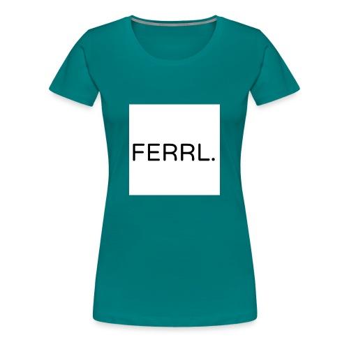 Untitled - Vrouwen Premium T-shirt