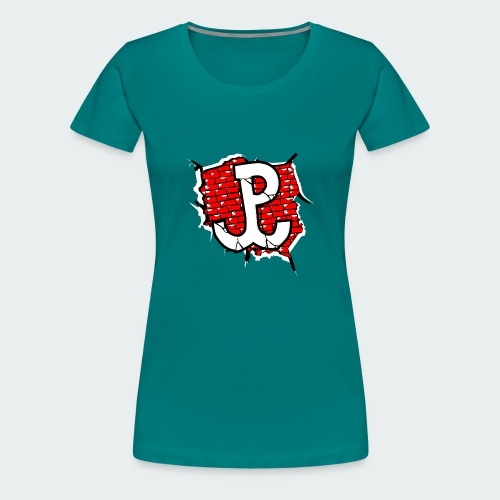 Męska Koszulka Patriotyczna Premium - Koszulka damska Premium