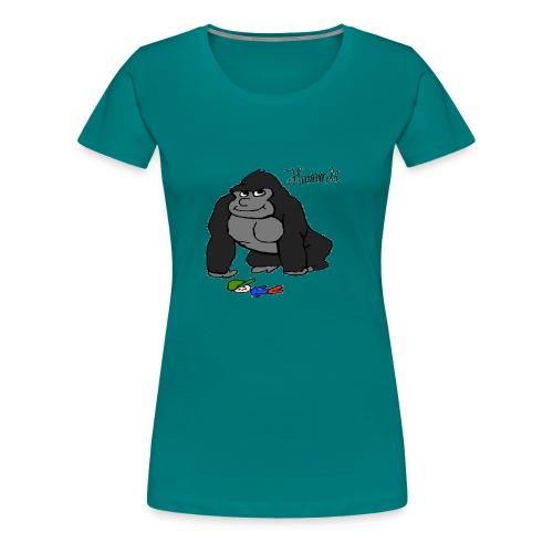 Harambae - Vrouwen Premium T-shirt