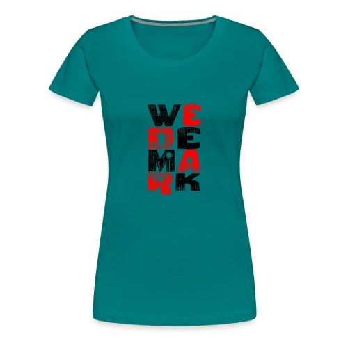 Wedemark - Frauen Premium T-Shirt