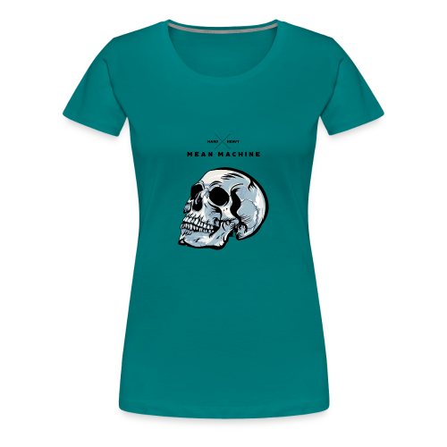 SKULL X - Frauen Premium T-Shirt