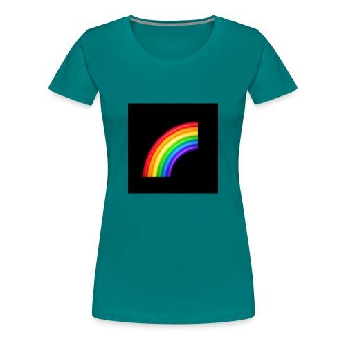 Rainbow dash - Frauen Premium T-Shirt