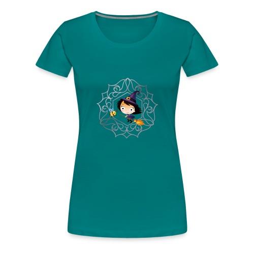 BeeWitched Logo - Frauen Premium T-Shirt