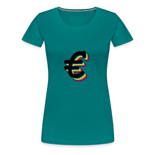 MONEYLOL - T-shirt Premium Femme