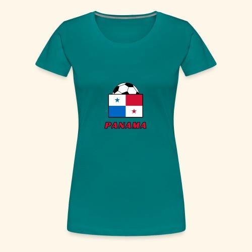 PANAMA national team design - Women's Premium T-Shirt