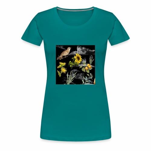 58EC3562 344F 48F8 A872 D5E7FB0BD217 - Frauen Premium T-Shirt