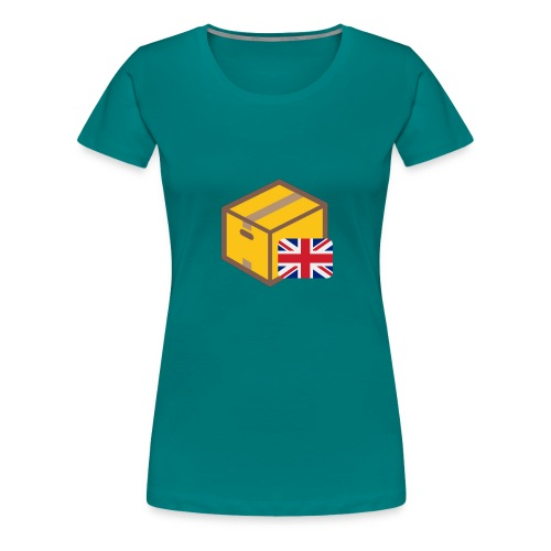 English Box Collection - T-shirt Premium Femme
