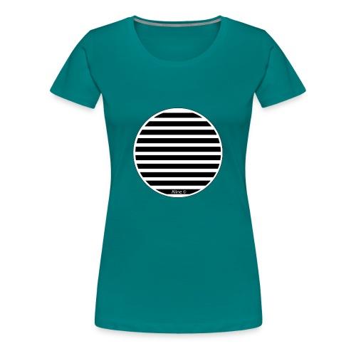 chemise verte - T-shirt Premium Femme