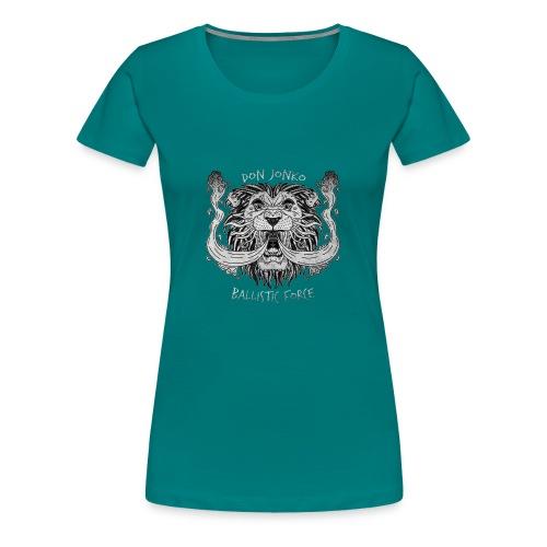 Don Jonko Ballistic Force - Vrouwen Premium T-shirt