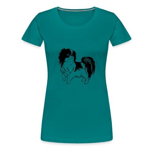 Hundekopf,Hundeliebhaber,Hundefreund,Hundebesitzer - Frauen Premium T-Shirt