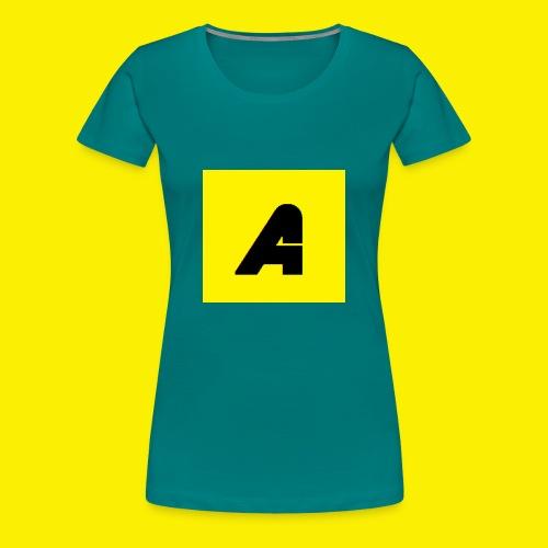 Baseball T-shirt Kids - Vrouwen Premium T-shirt